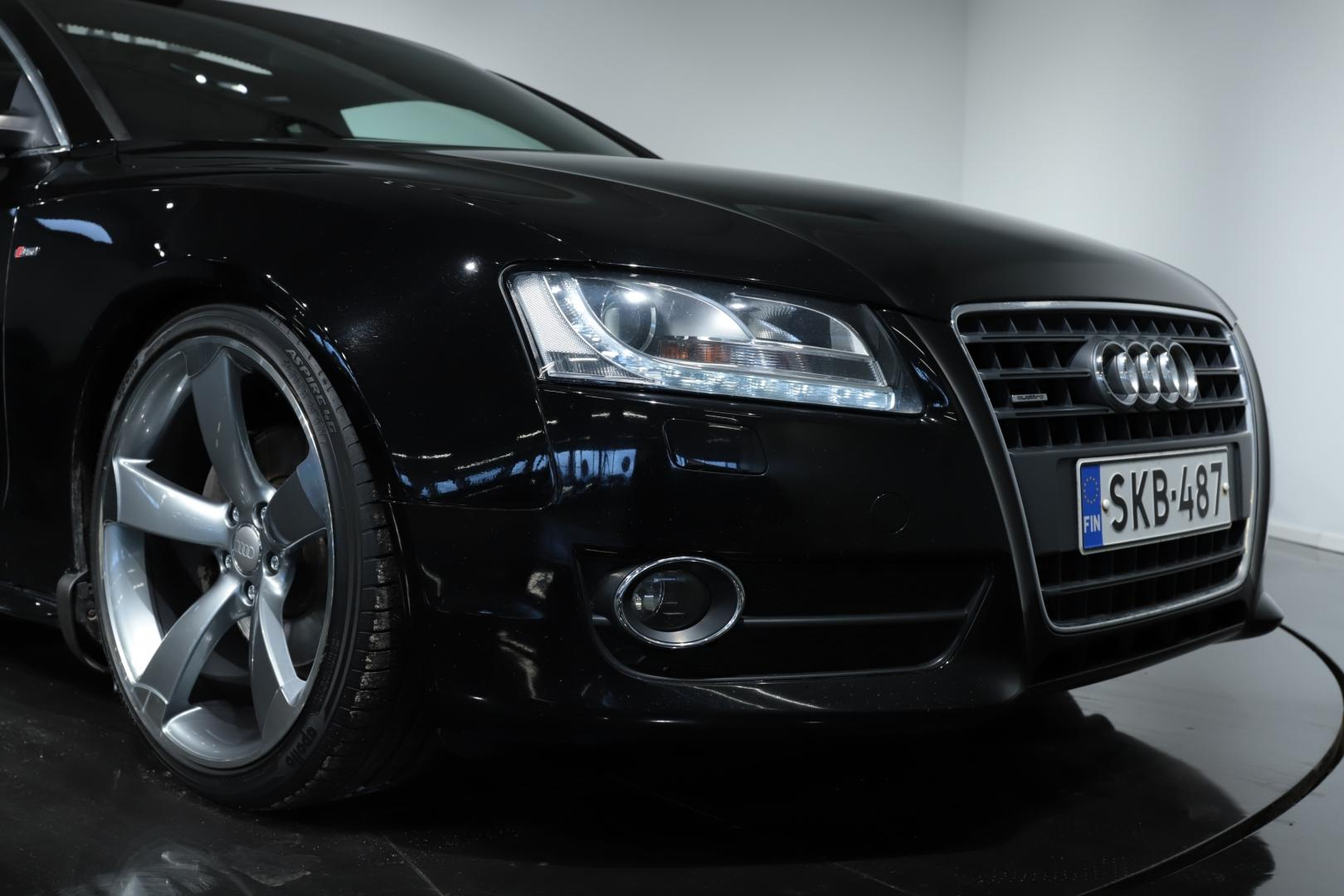 Audi öljynkulutus